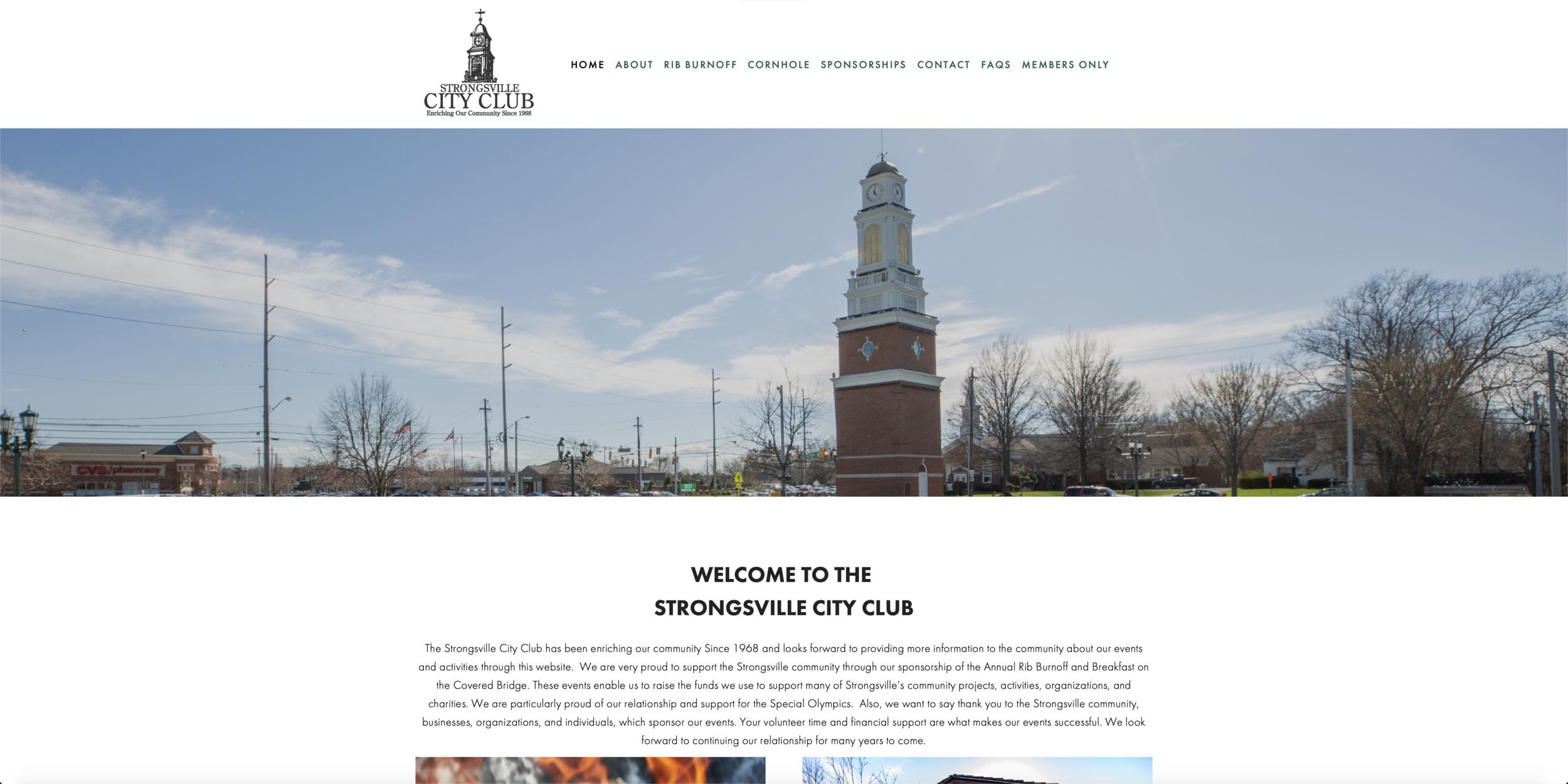 Strongsville City Club