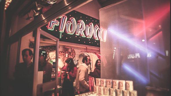 Fiorucci flagship store in Milan
