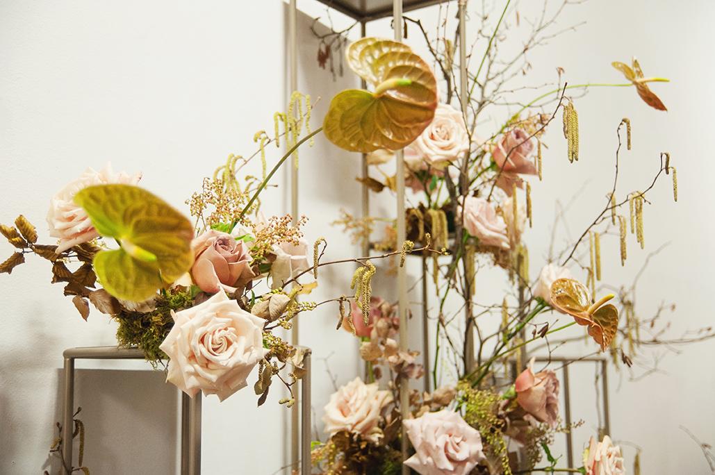 composition florale Fleurs de fée