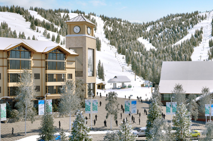 You won't need a car when you come here! - One top objective is to create a full resort experience within a walkable village. Transit Services and other options will make this one of the few resorts planned from the start with sustainability at the core. With Transit, you won't even need a car to get here.