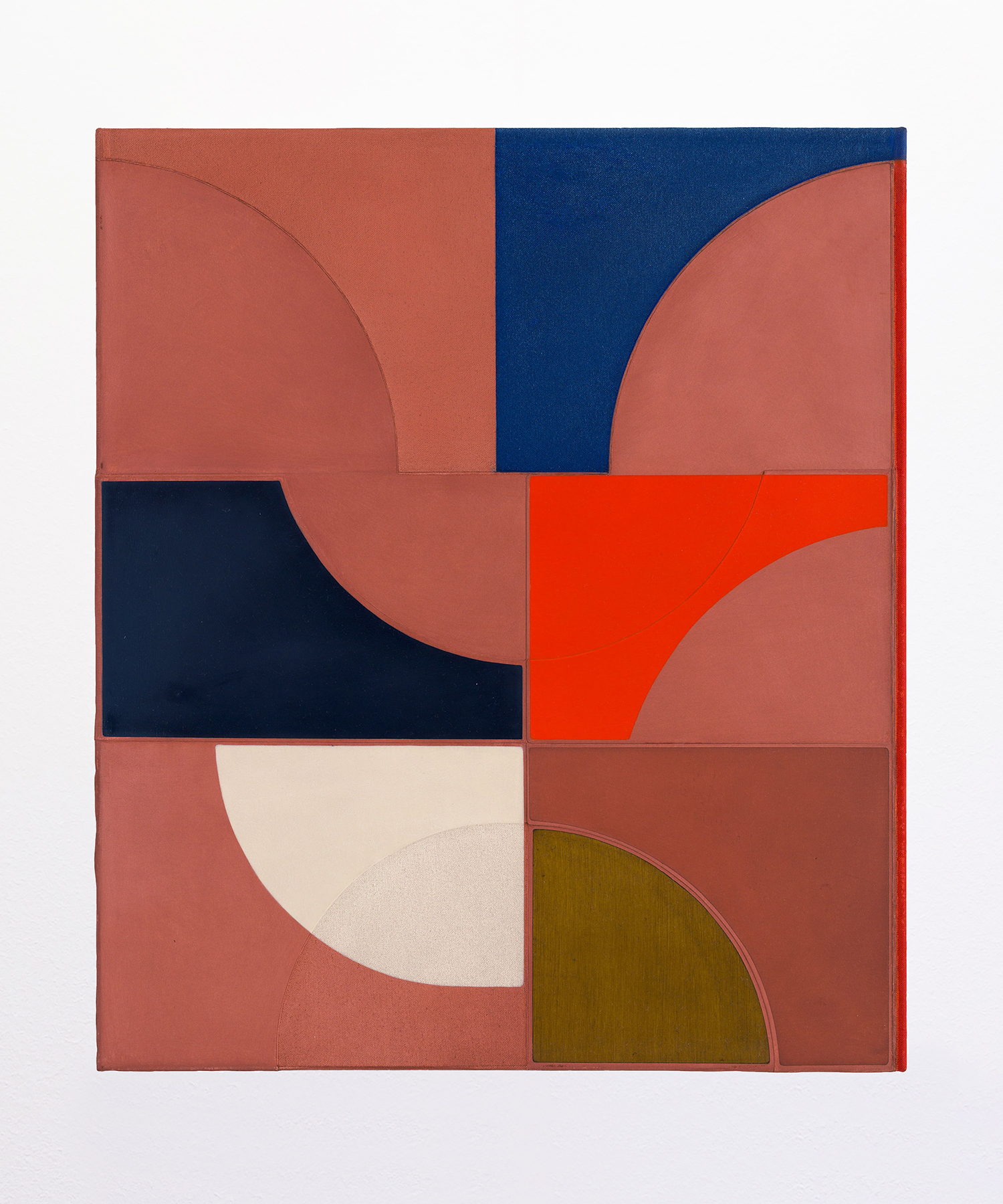 MARIANNE BOESKY GALLERY | NEW YORK + ASPEN SVENJA DEININGER   Untitled , 2019 Oil on canvas 27.5 in x 23.62 in / 70 cm x 60 cm