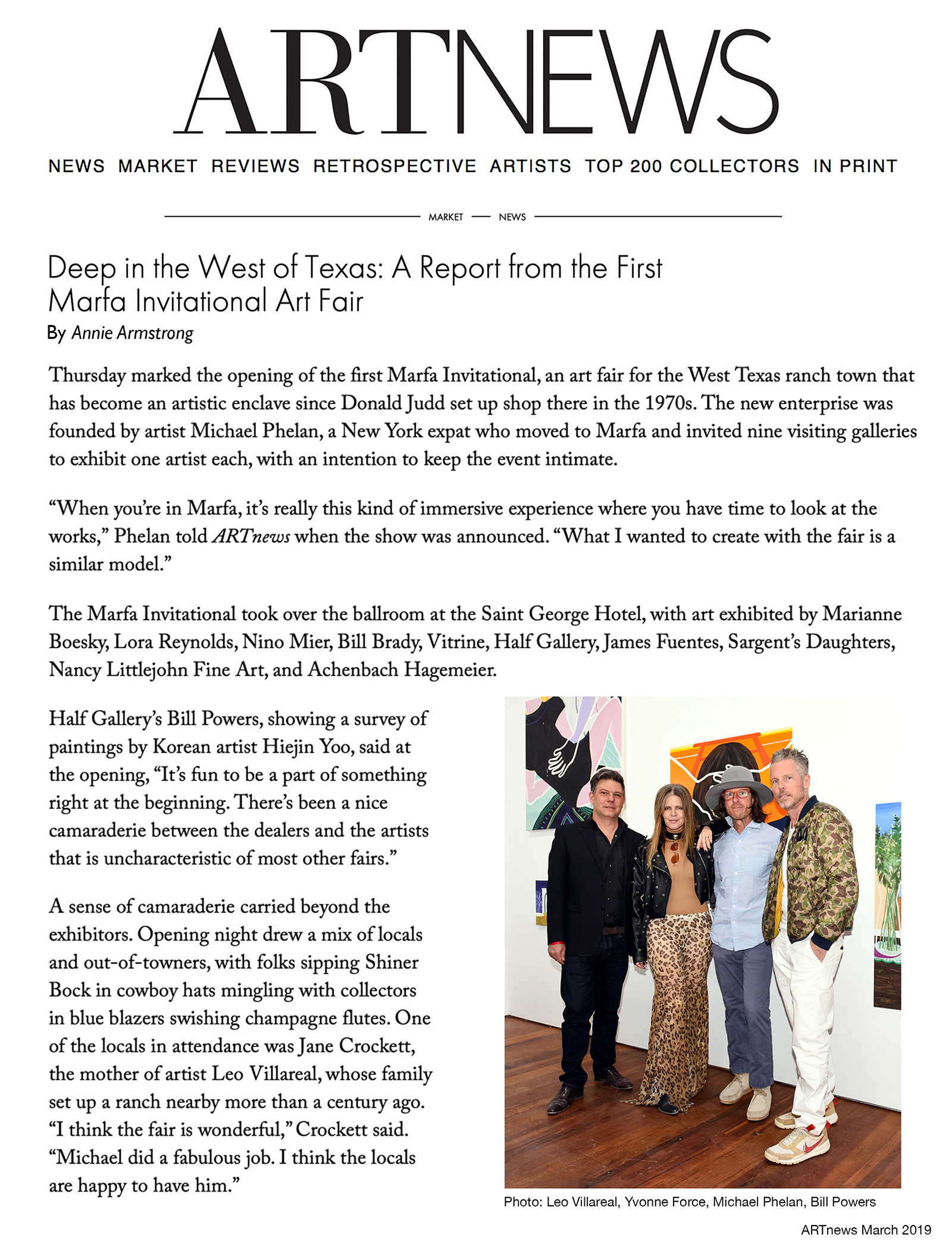 ARTnews-Deep in the West of Texas- A Report from the First Marfa Invitational Art Fair-April 5- 2019-Annie Armstrong-P1.jpg
