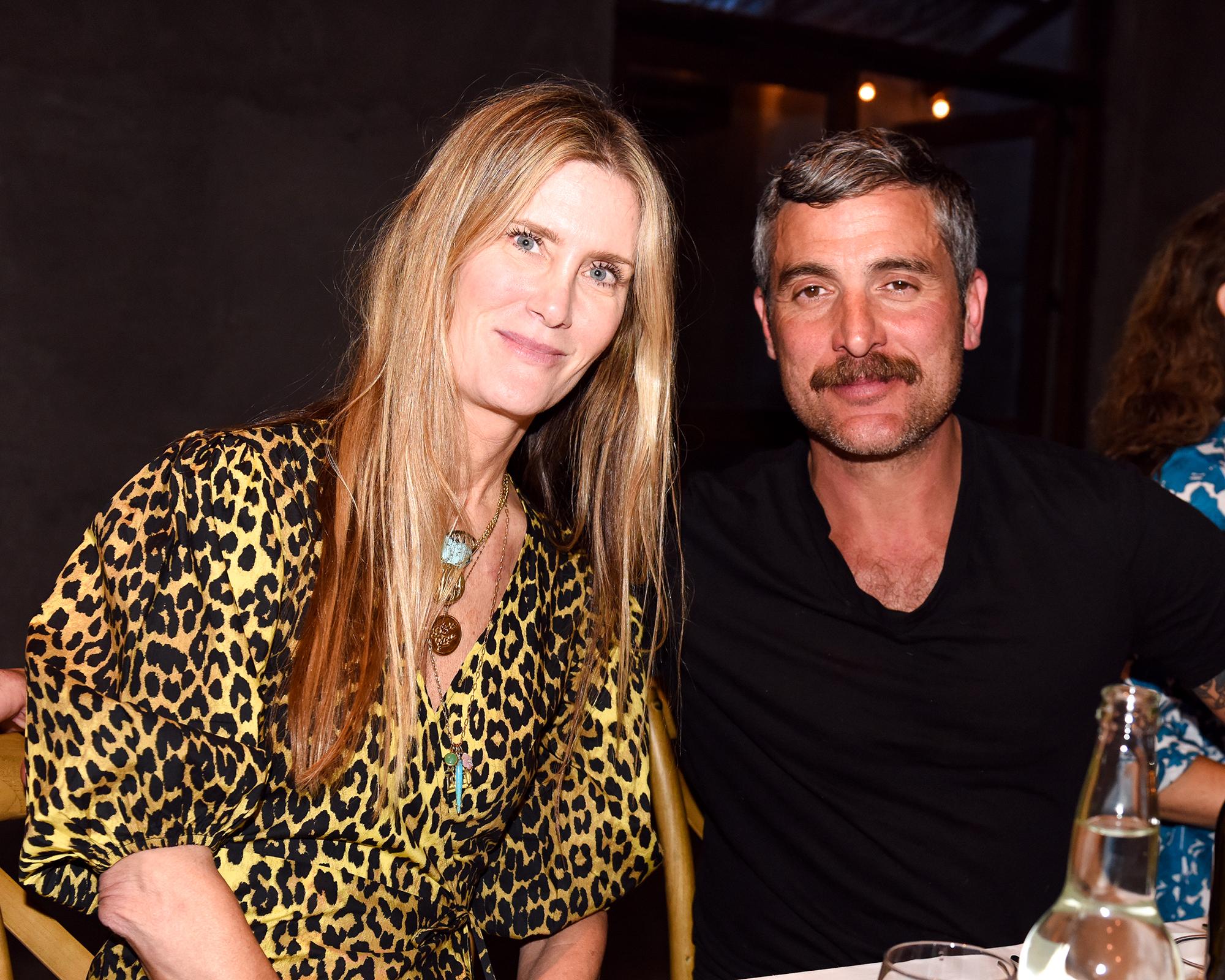 MI COCKTAIL RECEPTION + DINNER | THE CAPRI | MARFA  Lisa Davis, Douglas Friedman