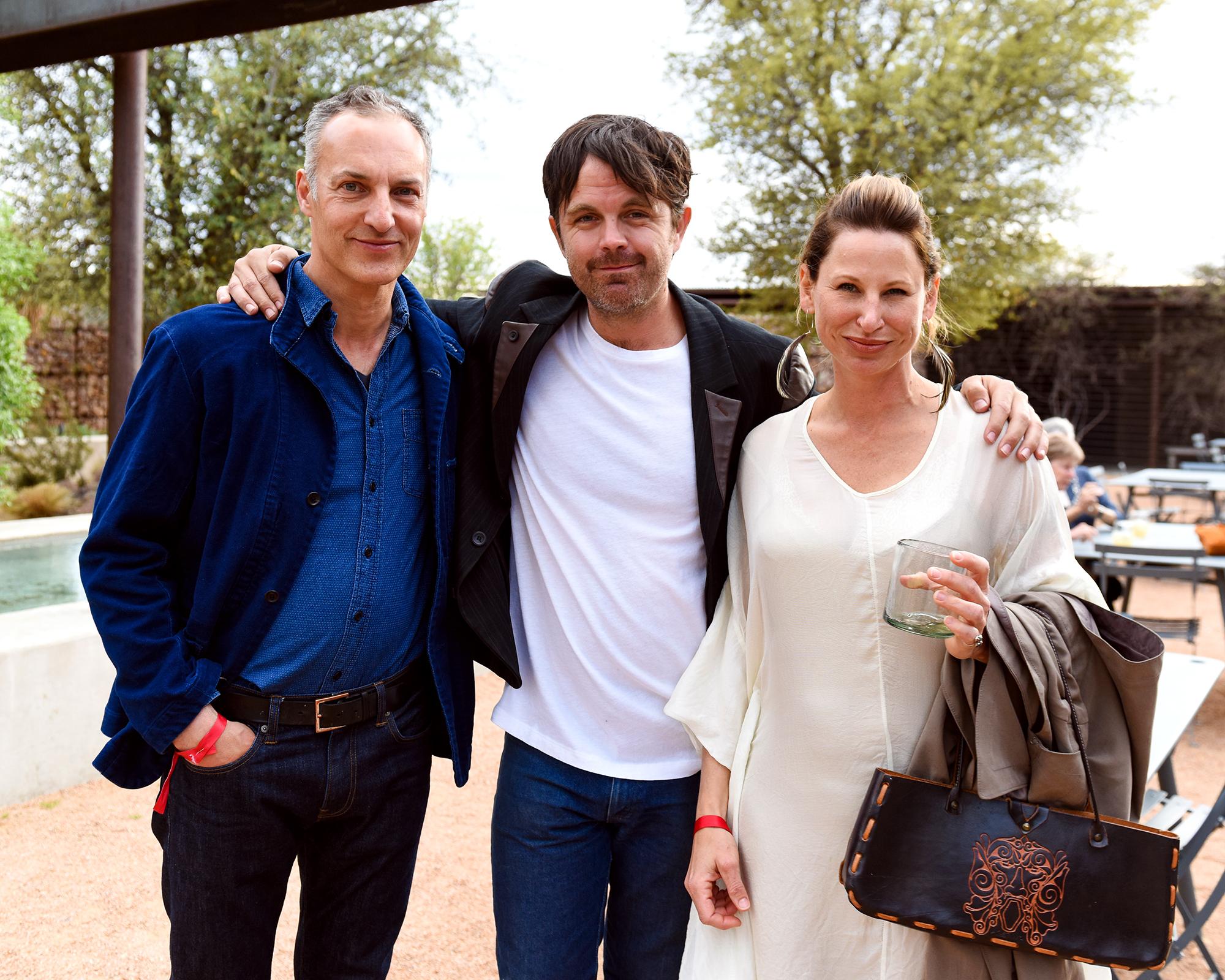 MI COCKTAIL RECEPTION + DINNER | THE CAPRI | MARFA  Nick Terry, Josh Jones, Shea Slemmer