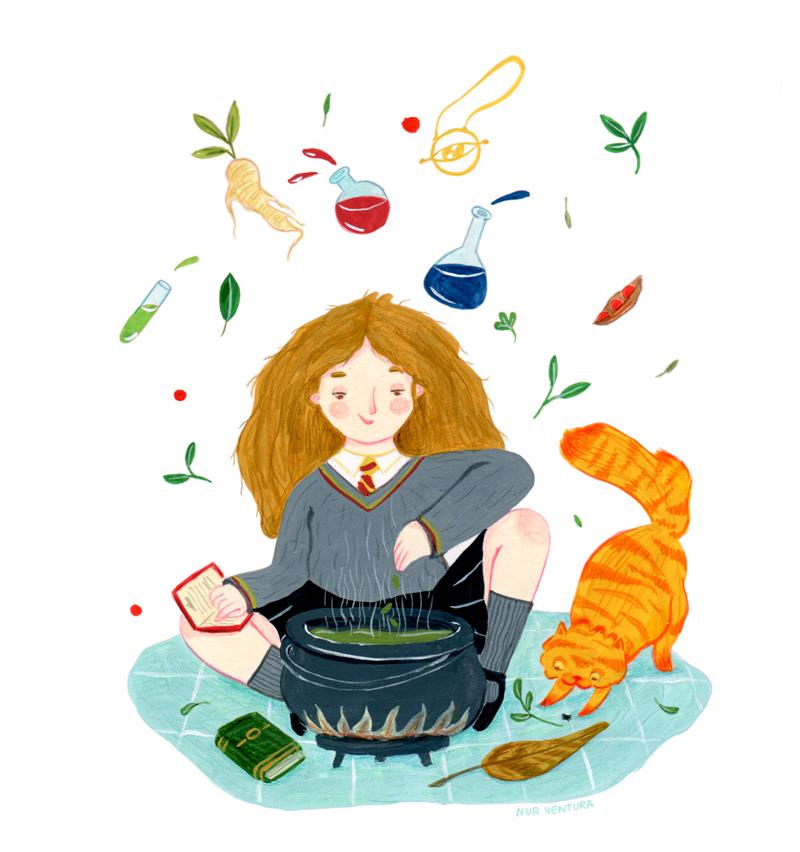 harry-potter-hermione-caldero-nurventura-illustration.png