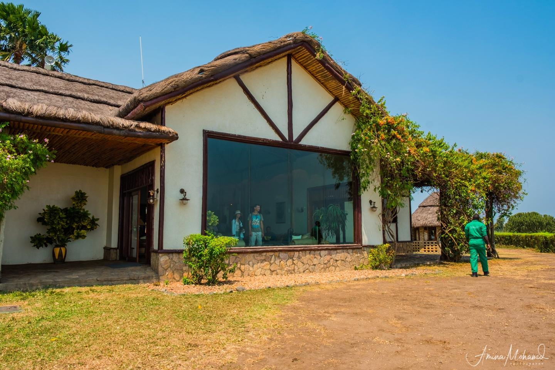 Mweya Lodge, Uganda