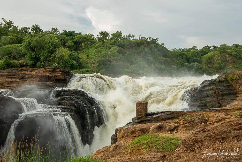 Murchison Falls, Uganda @Amina Mohamed Photography