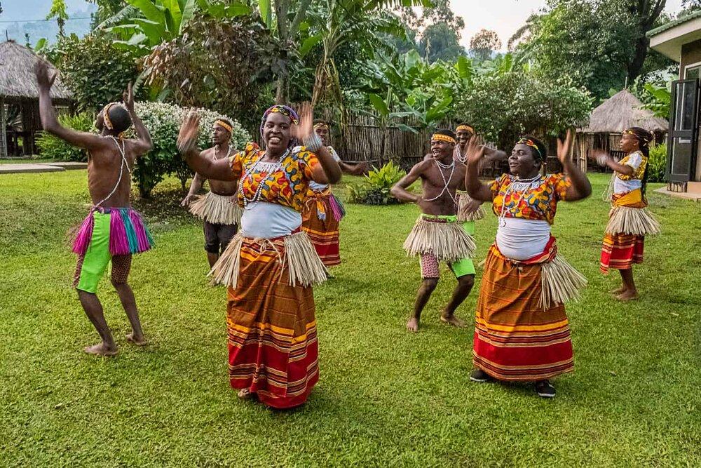 Bakonzo Tribe in Kasese District, Uganda @Amina Mohamed Photography