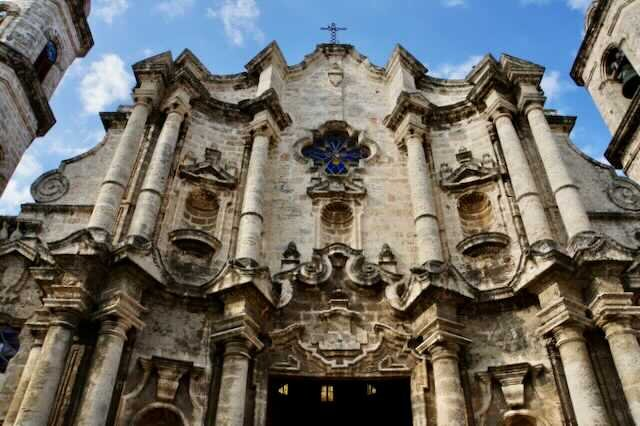 A Church in The Dominican Republic @Amina Mohamed Photography