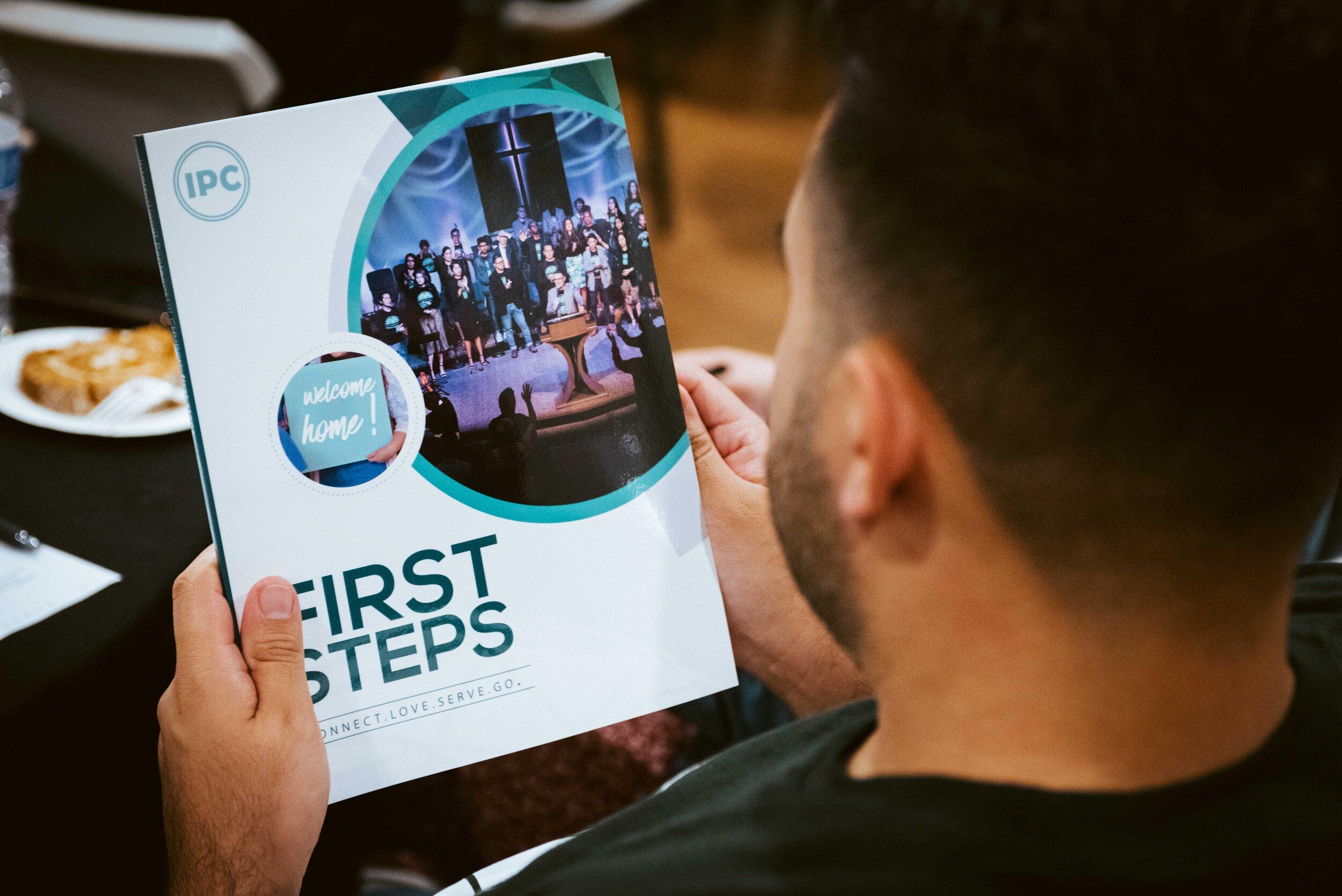 First Steps International Pentecostal Church