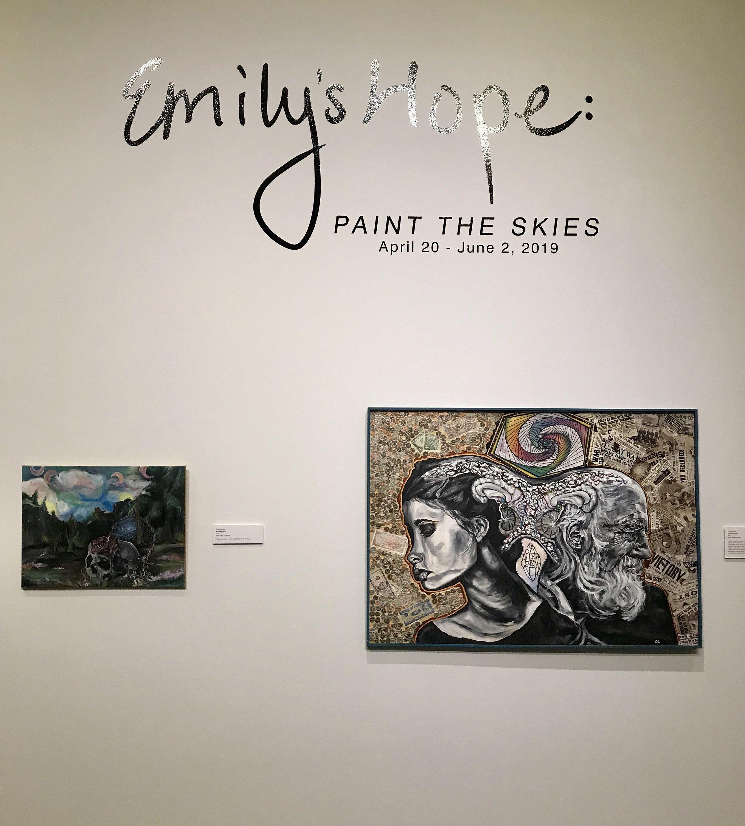 "Emily's Hope ""Clairvoyance"""