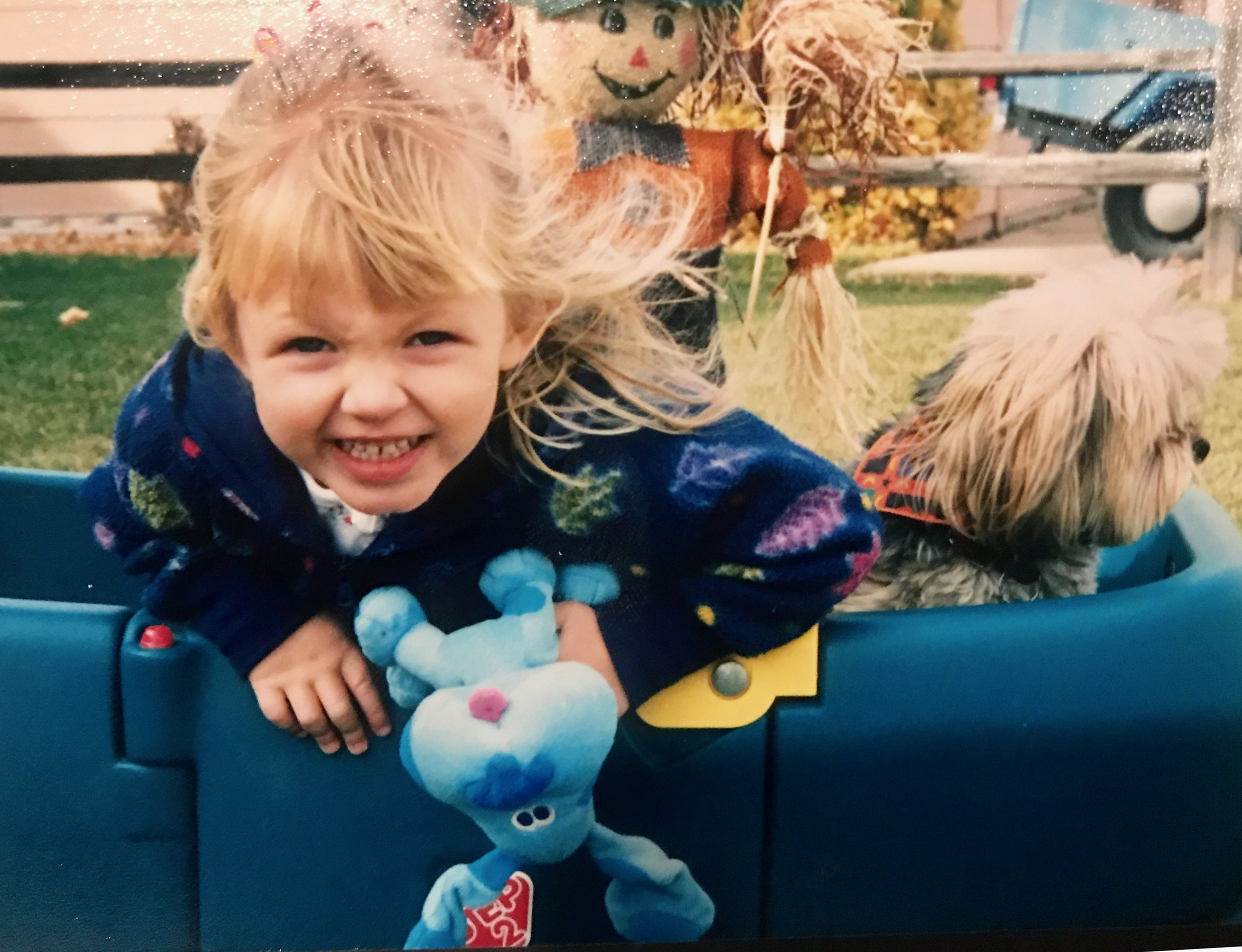 Emily at age 2.