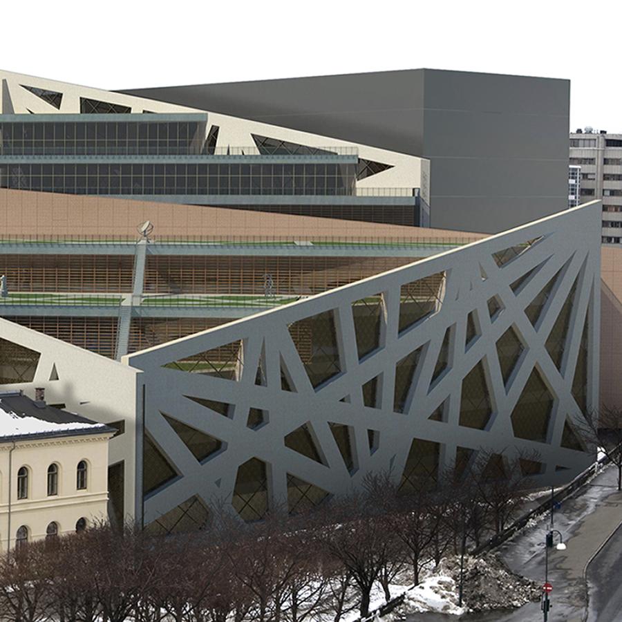 MUSEUM AT VESTBANEN • COPENHAGEN