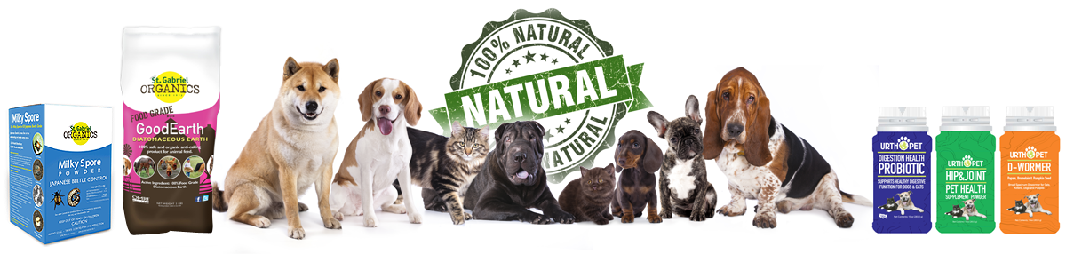 St. Gabriel Organics - Pet friendly lawn care solutions