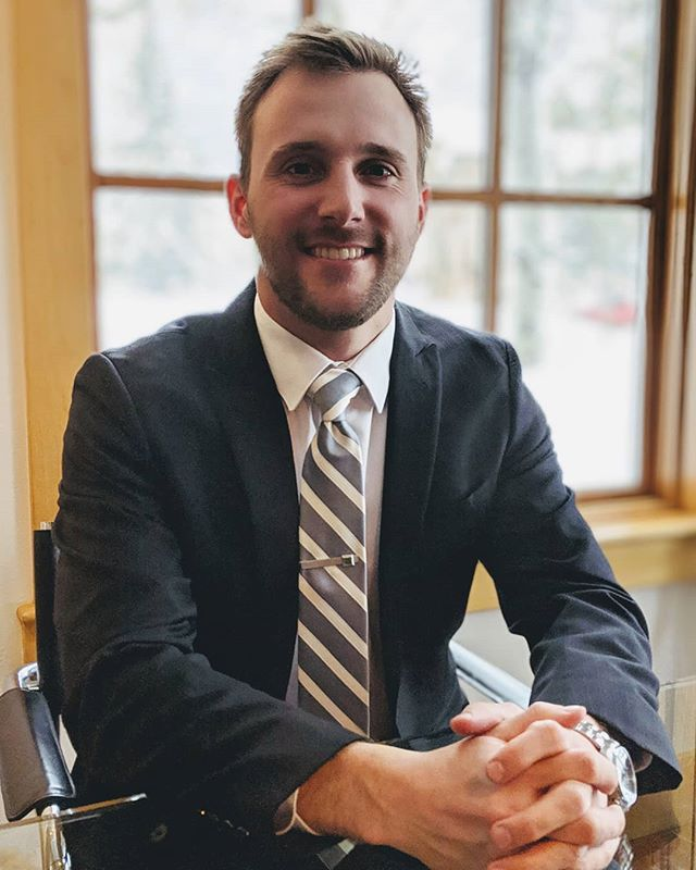Meet Matthew Meiring, partner at Jackson Hole Law. Born and raised in Pinedale, WY Matthew grew up on his father's cattle ranch before attending Colorado Mesa University, earning a B.A. in 2013. He went on to the University of Wyoming College of Law in the fall of 2015 and was admitted to the Wyoming State Bar in April of 2018. Stop by to visit him with your legal questions!