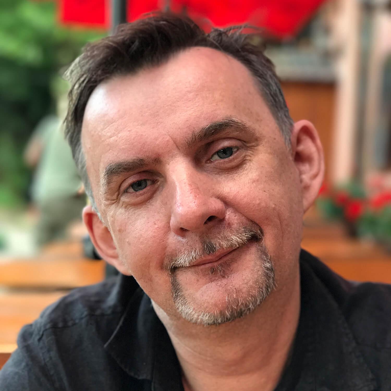 Portrait of Sergey Sovkov