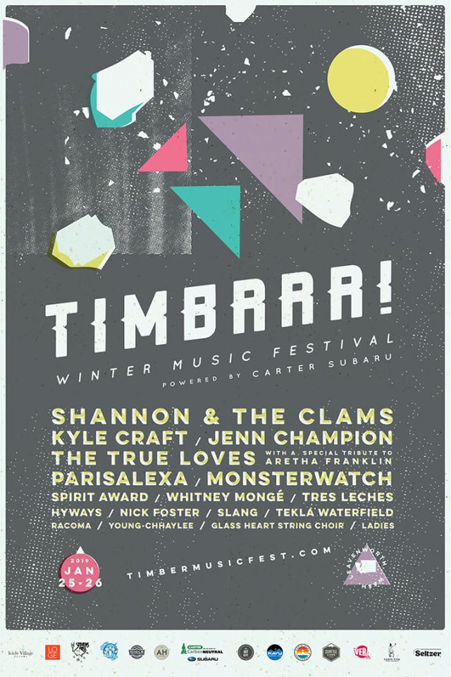 Timbrrr! / Leavenworth, WA