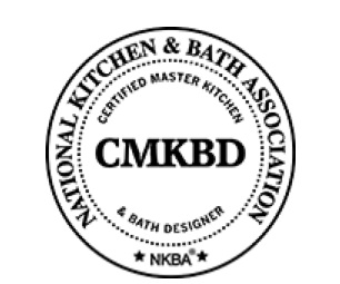 Chelly Wentworth Earns Certification as  Master Kitchen and Bath Designer ( CMKBD )  from the  National Kitchen & Bath Association (NKBA).      Read the Press Release.>