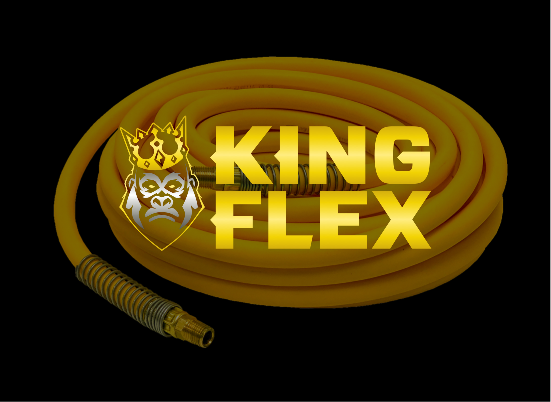 KING FLEX - PVC AIR HOSE