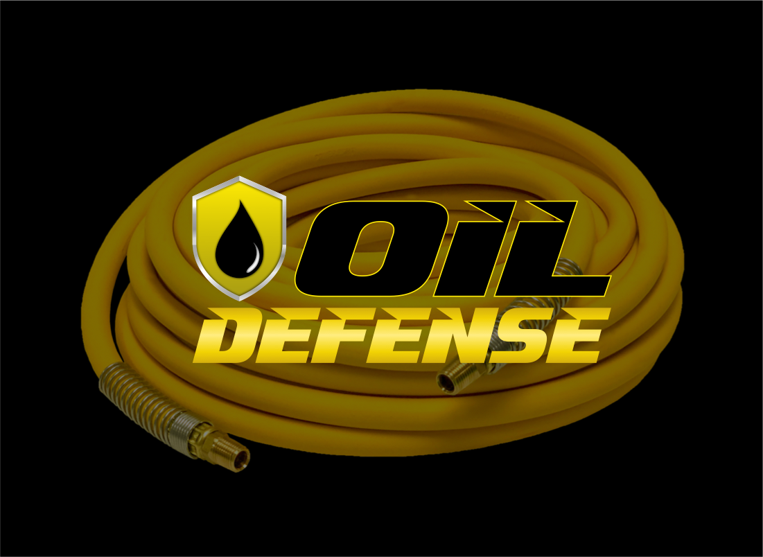 OIL DEFENSE - PVC AIR HOSE