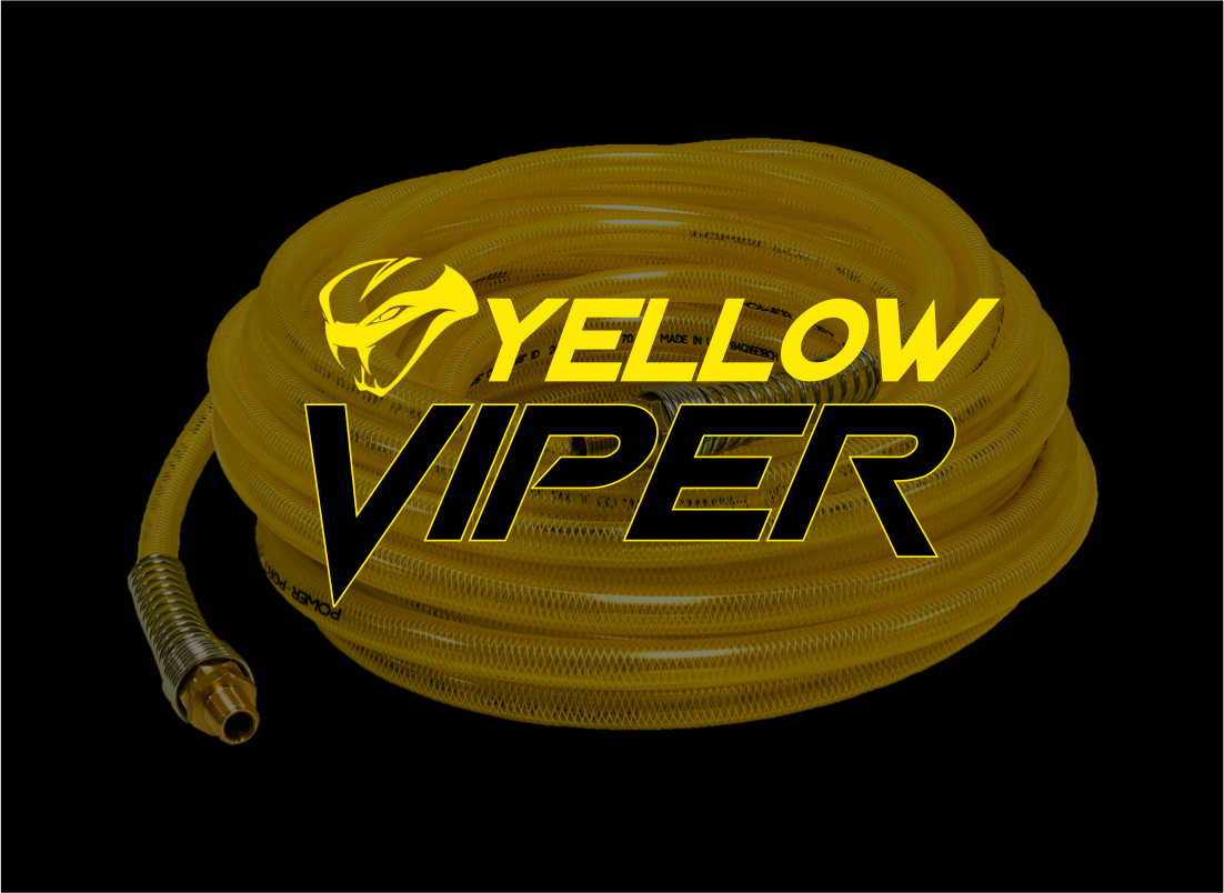 YELLOW VIPER - Polyurethane Air Hose