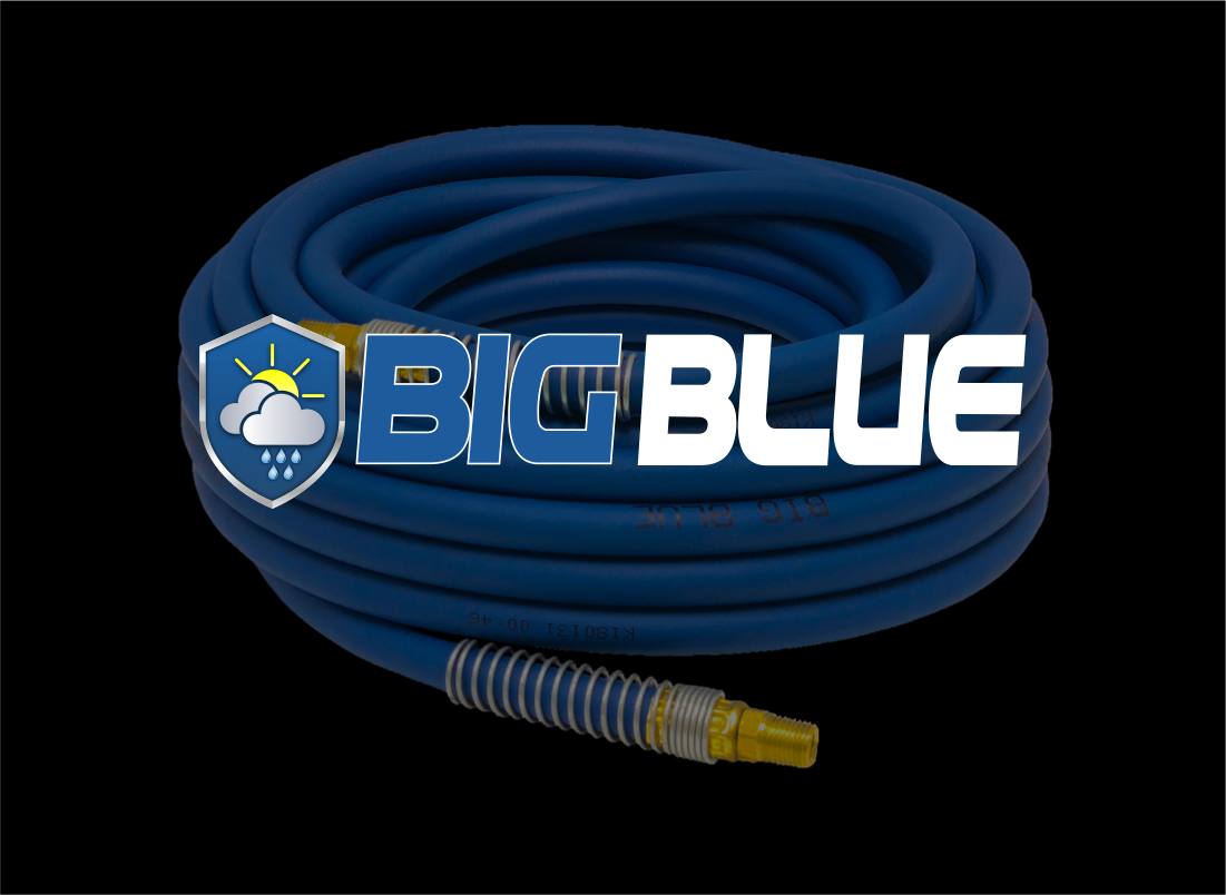 BIG BLUE - PVC AIR HOSE