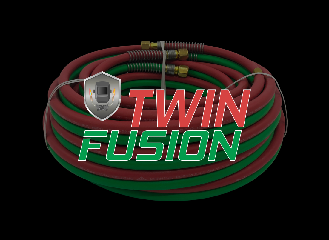 TWIN FUSION - WELDING AIR HOSE