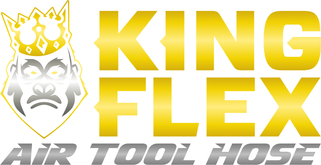 King Flex Air Tool Hose Logo