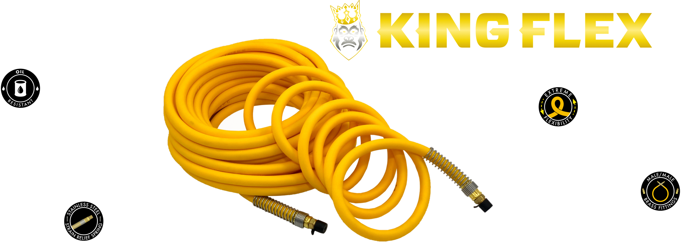 King Flex PVC Air Hose