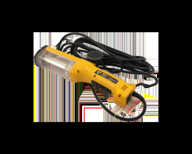 25' Handheld Fluorescent Worklight