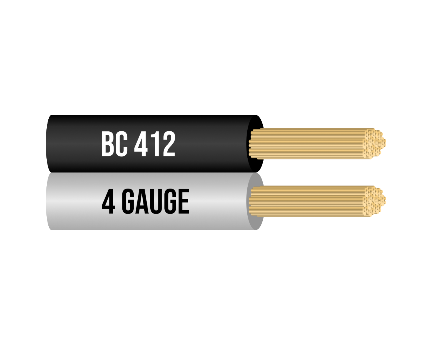4 Gauge 100% Copper Jumper Cable