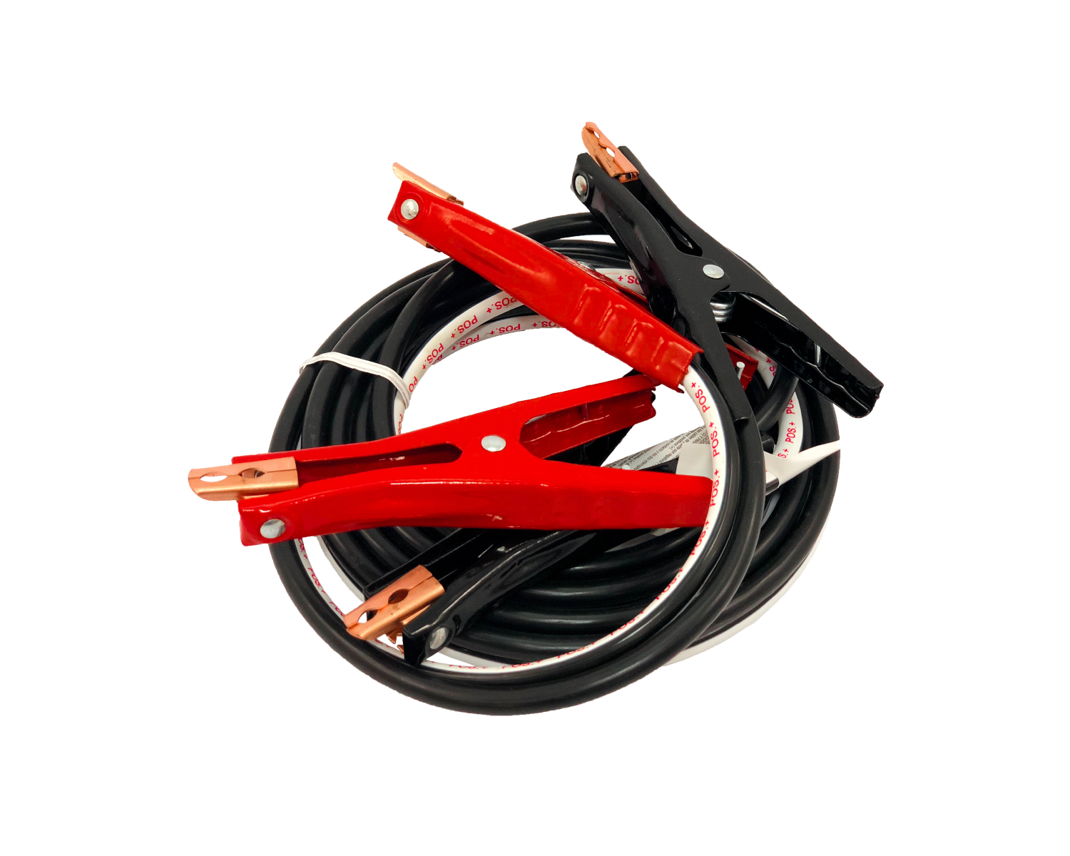 4 Gauge - 12' 100% CopperJumper Cables