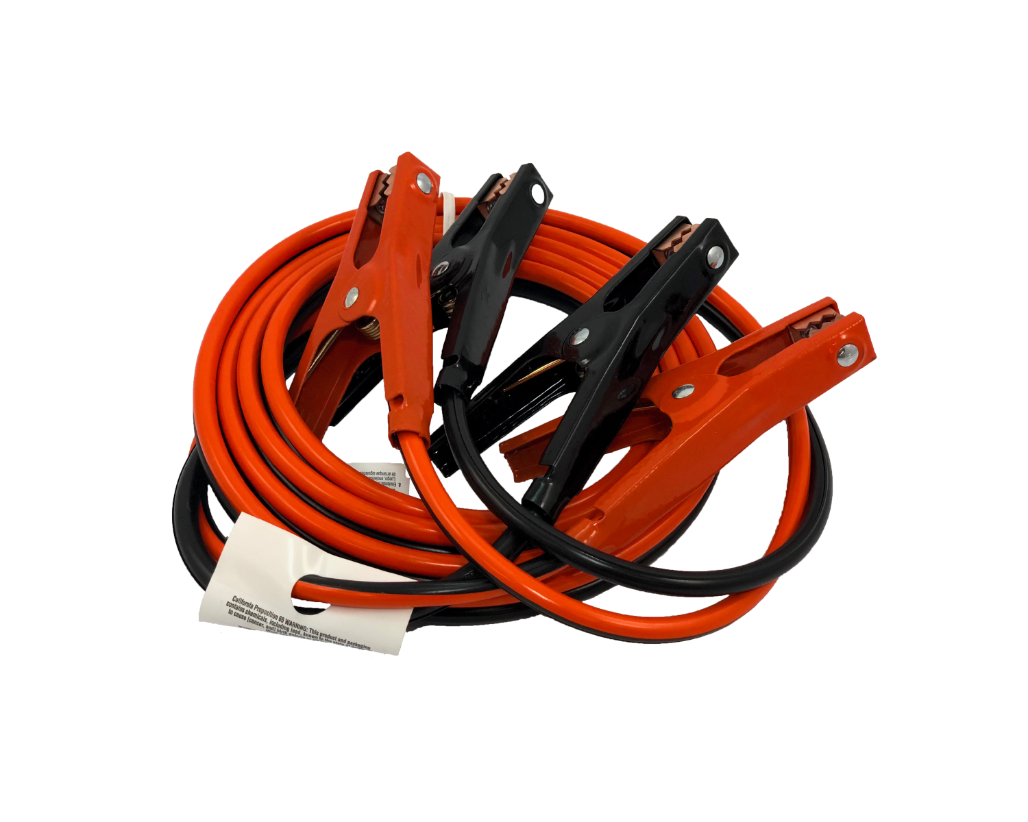 6 Gauge - 12' 100% CopperJumper Cables