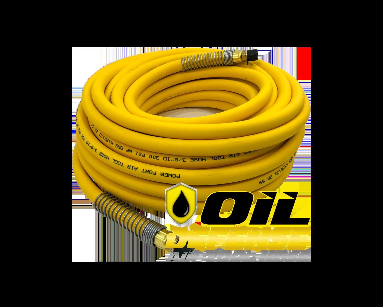 Oil Defense PVC Air Hose
