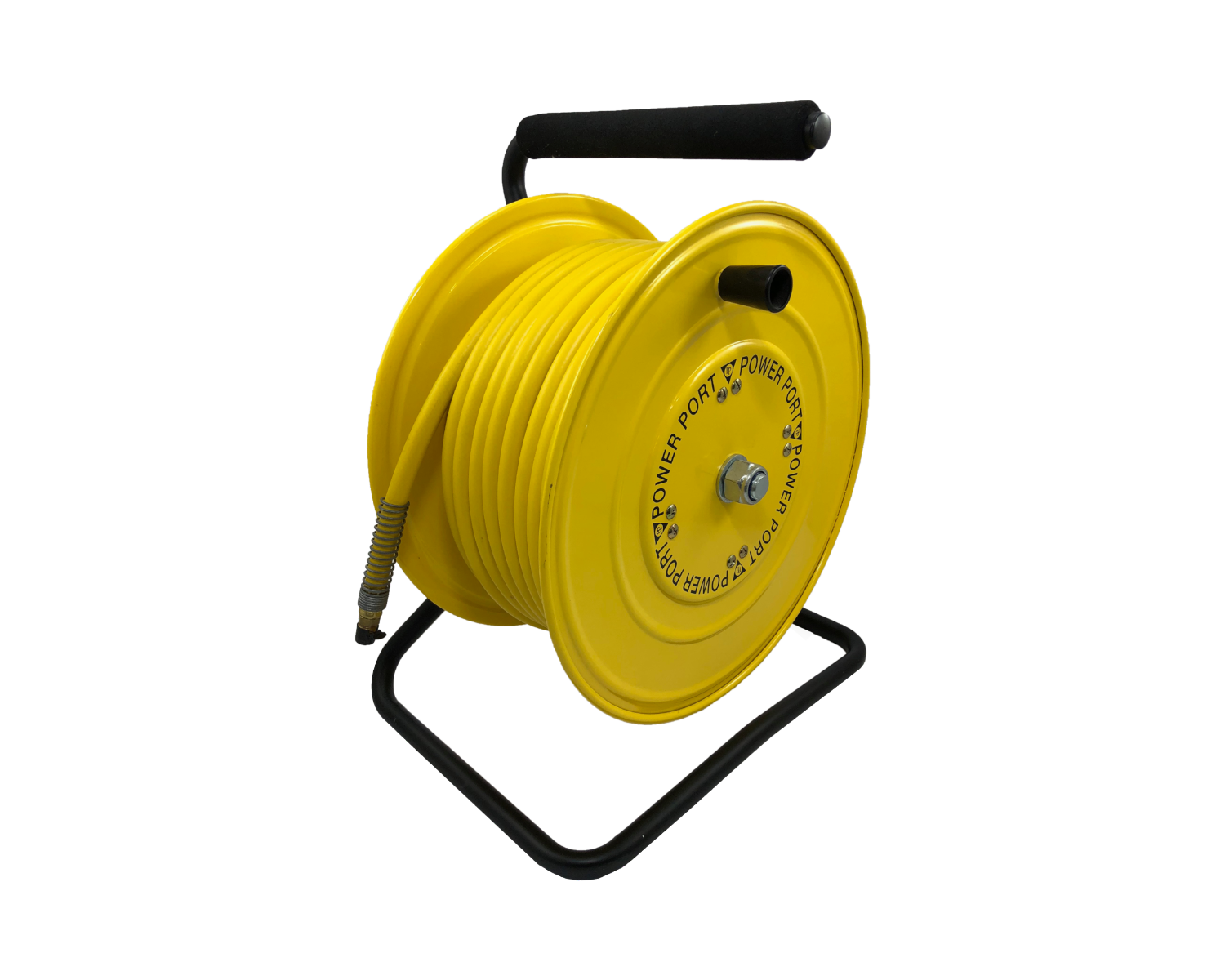 HEAVY DUTY HOSE REEL -