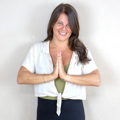 Kristen Zorda, Owner of Yoga Mandali