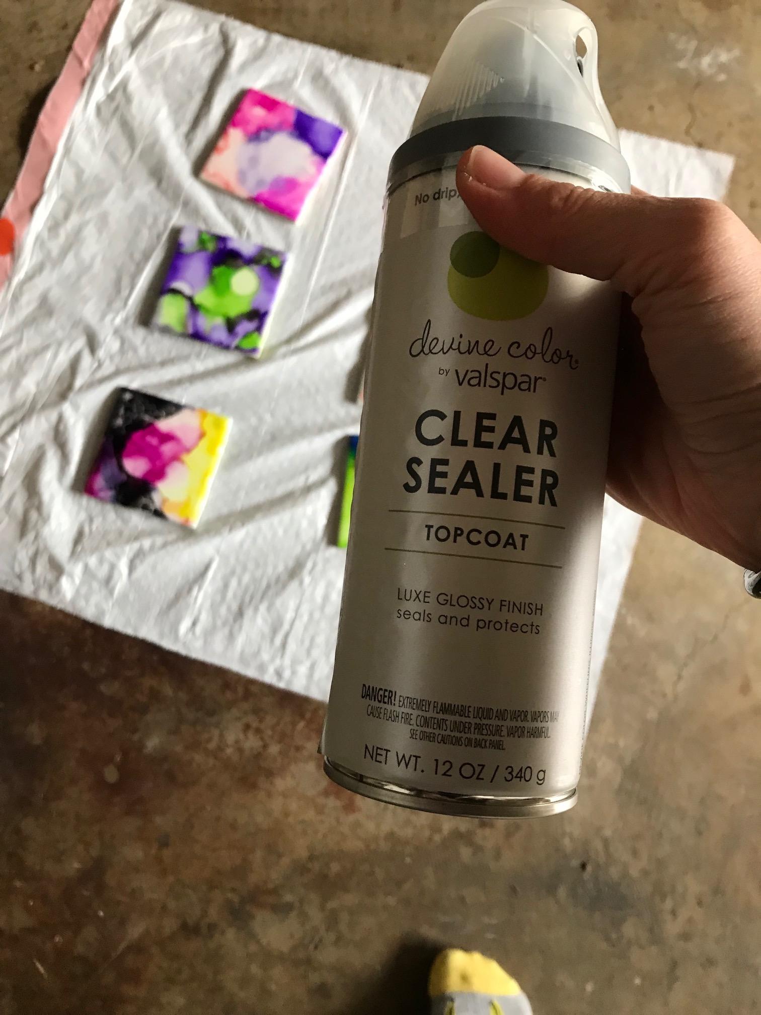 spray to seal