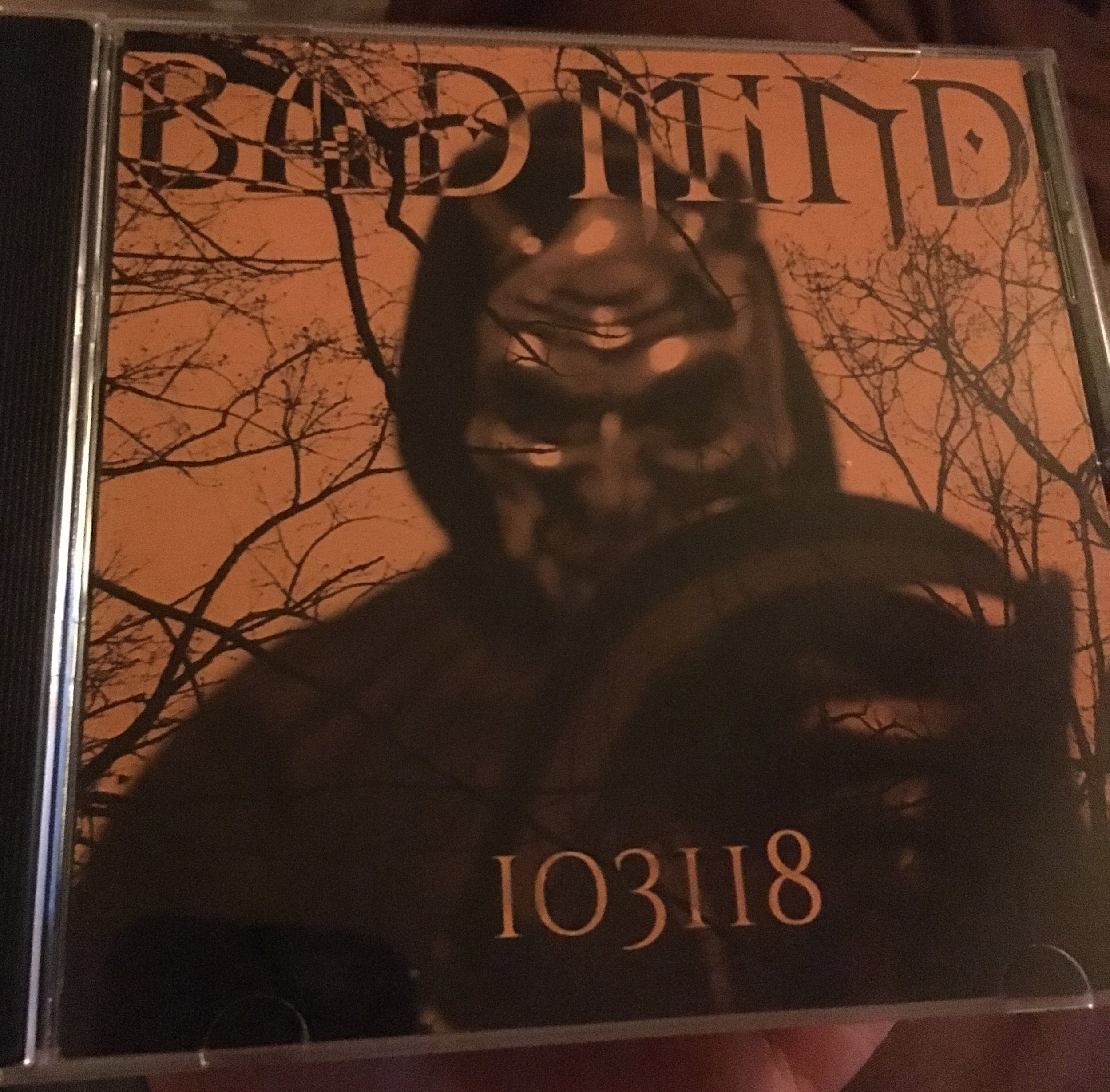 BAD MiND - 103118 on Compact Disc