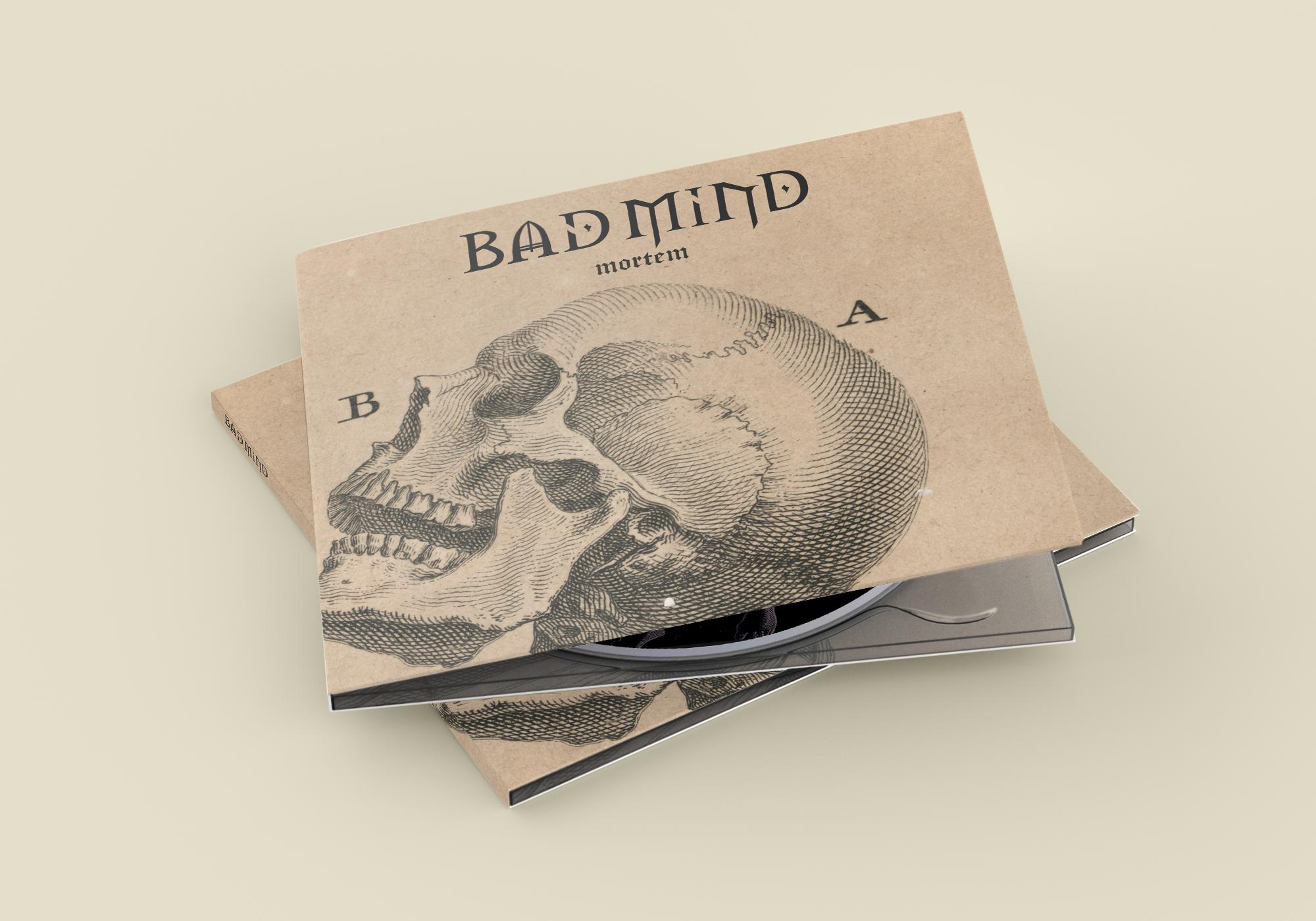 Bad Mind - Mortem digipack