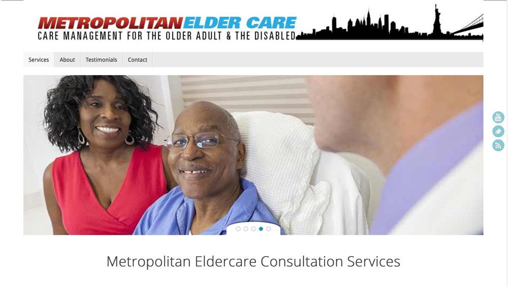 Metropolitan Elder Care: Social Services
