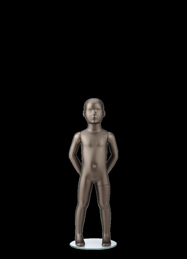 "RETRO KIDS - 2 YEARS POSITION 1  Measurements:  Height 36 1/2""  Chest 20 1/2""  Waist 20 1/2""  Hip 22""  Shoe 6-8"