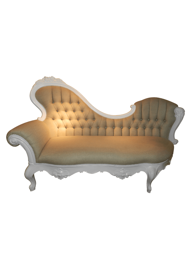 Residential Collection – Chaise Lounge   ITEM#: 4657-A  51″w x 51″d x 31″h  Other finishes are available
