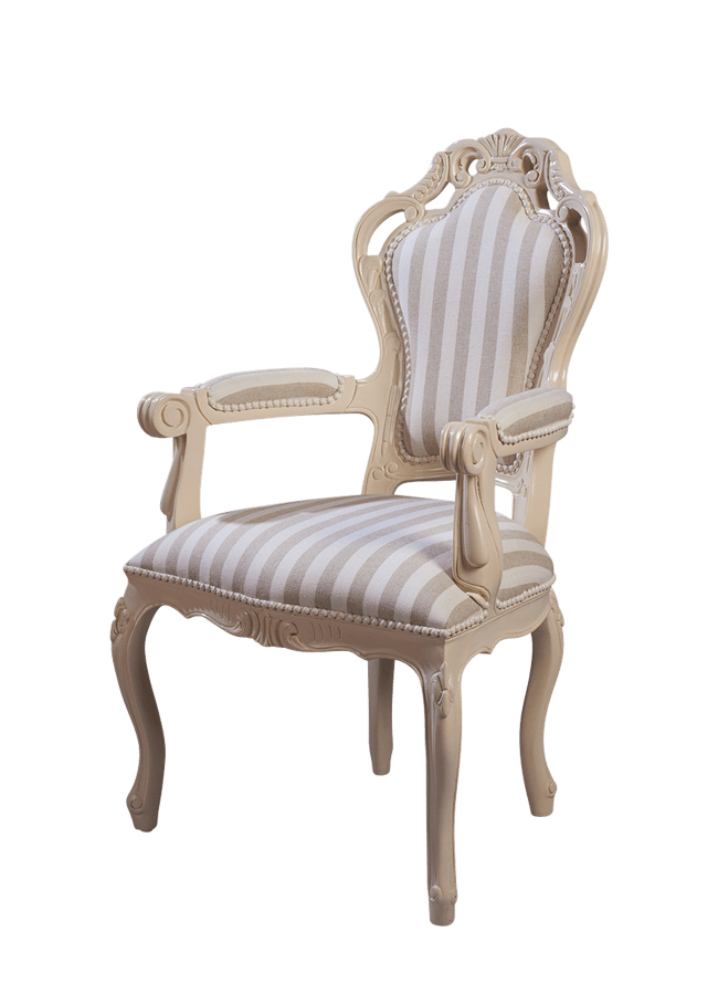 R esidential Collection – Arm Chair   ITEM#: 4701-C  25″w x 23″d x 44″h  Other finishes are available