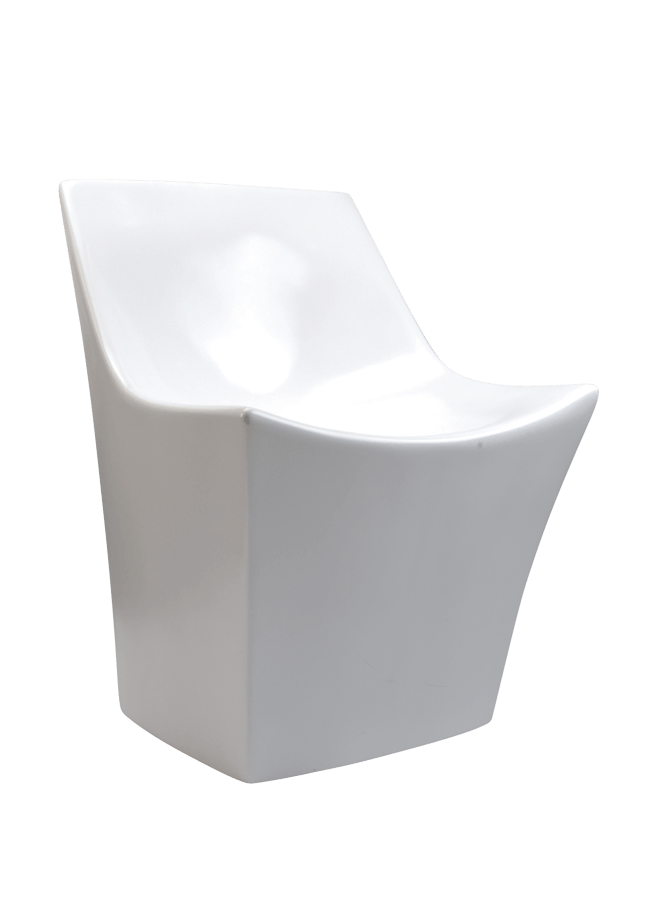 """B-lastic Molded Chair   ITEM#: FIB-CH  30""""h x 24""""w x 22""""l  Other finishes are availab"""