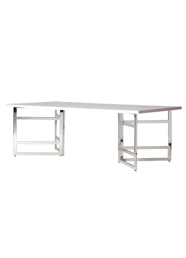 """Portable Table   ITEM#: S0801005  31""""h x 72""""w x 36""""d  Other finishes are available"""