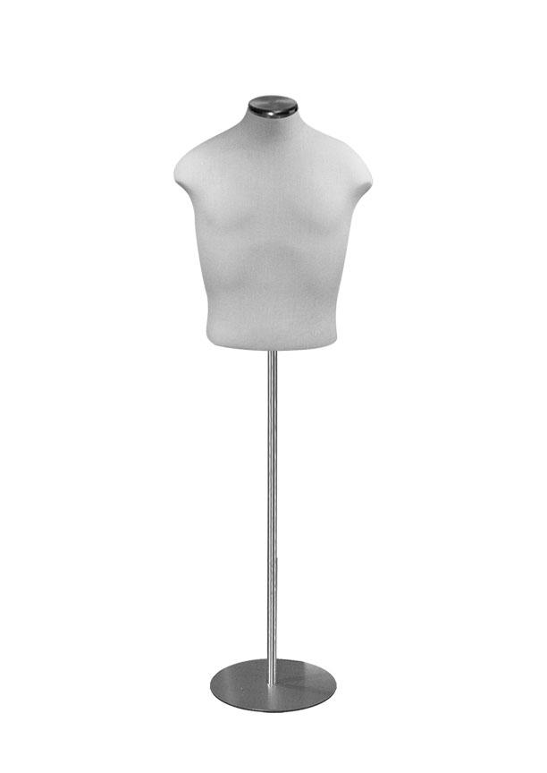 "B146-1   Boy Size 14-16 Shirt Form  Height 20 ½"" (form only)  Chest 33 ¾""  Waist 28 ¼"""