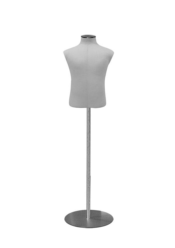 "B0113-1   Boy Size 4-7 Shirt Form  Height 16"" (form only)  Chest 24""  Waist 22"""