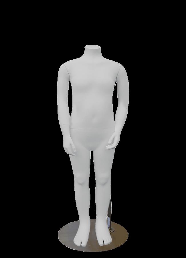 """HEADLESS KIDS 2-4   MD-B1001  measurements:  Height 28 ½""""  Chest 19 ½""""  Waist 18 ¾""""  Hip 20 ½"""""""