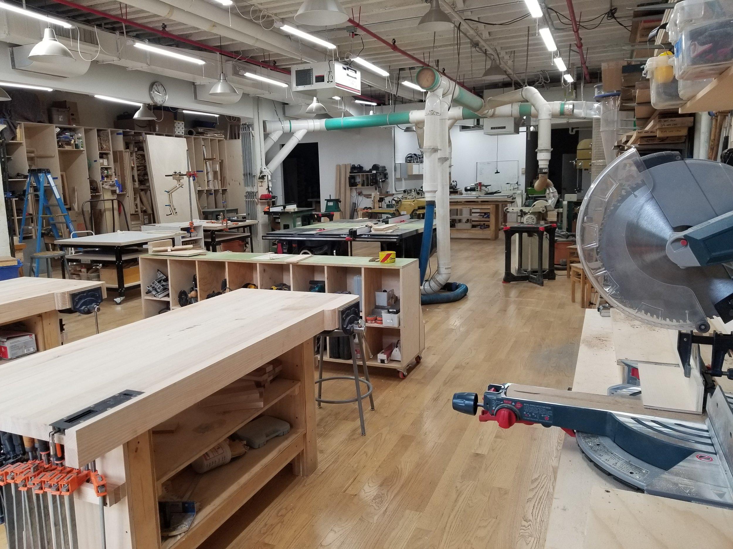 Space Tools Makeville Studio
