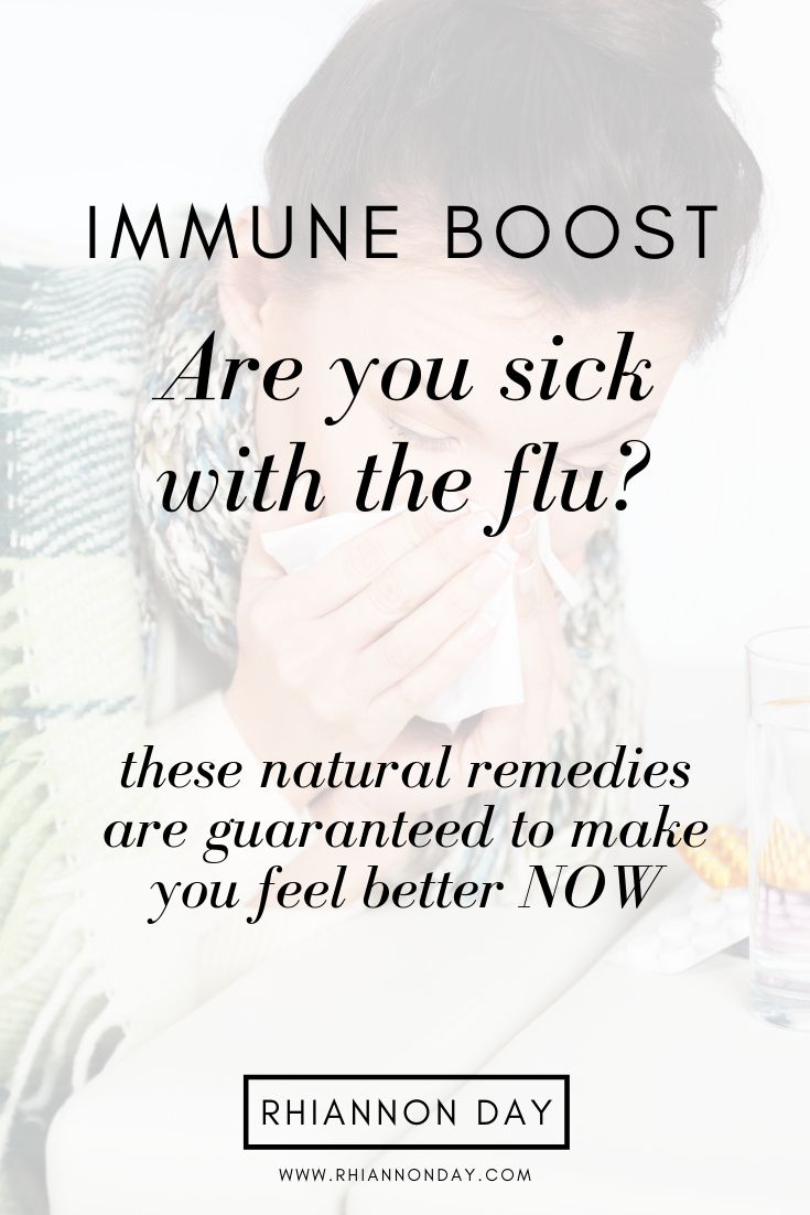 Are you sick with a cold or flu this winter season?  These natural remedies are my sickness go-tos, 100% guaranteed to make you feel better instantly.  Whether you're already bedridden or noticing the first sniffle, these gentle and effective home remedies will ease symptoms instantly and help you overcome your cold and flu sooner. #cold #flu #coldremedies #fluremedies #homeremedies #sick #naturalmedicine